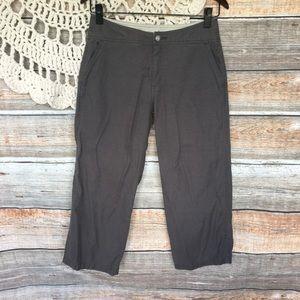 The North Face A5 Series Khaki Green Hiking Pants